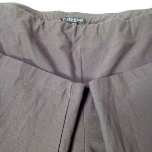 Eileen Fisher Stretch Crepe Pants 2X